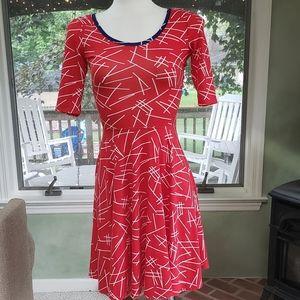 ⭐NWOT LulaRoe Women's Midi Dress
